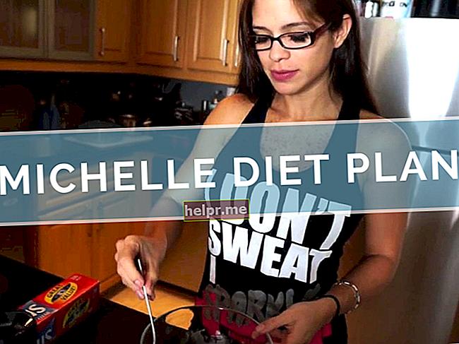 Rutina de antrenament a planului de dietă Michelle Lewin