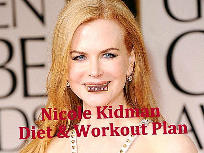 Programul de rutină și dietă Shailene Woodley