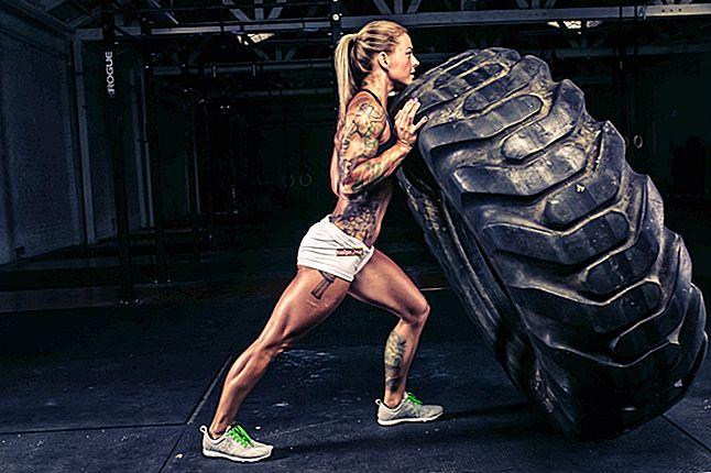 Jennifer Connelly Rutină de antrenament și plan de dietă pentru Noah