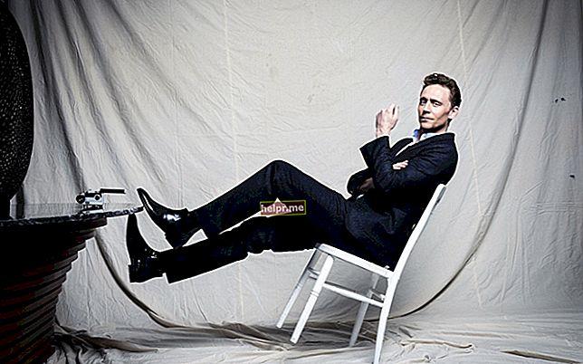Tom Hiddleston Rutină de antrenament și plan de dietă