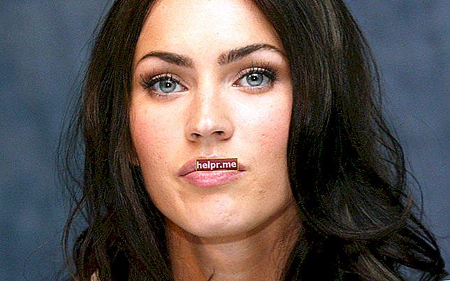 Plan de dietă de rutină de antrenament Megan Fox