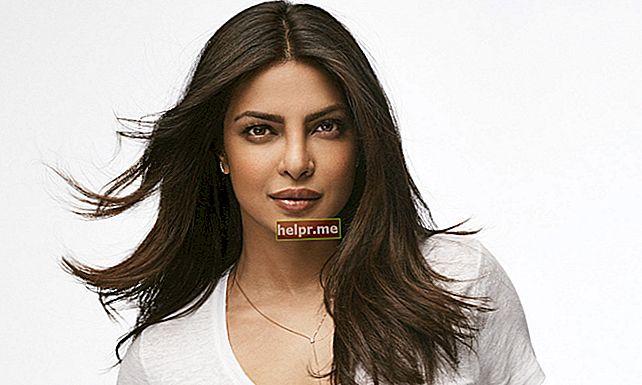 Priyanka Chopra Jonas Altura, peso, edad, estadísticas corporales