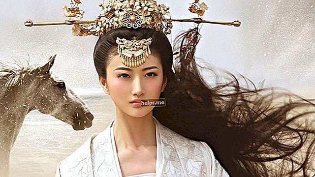 Jing Tian magasság, súly, életkor, teststatisztika