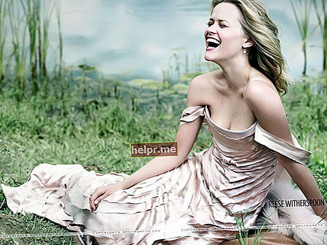 Reese Witherspoon Altura, peso, edad, estadísticas corporales