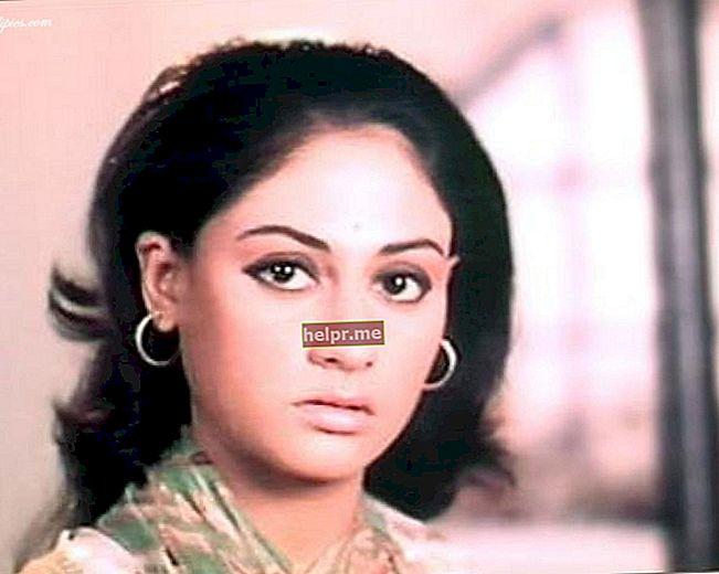 Jaya Bachchan Înălțime, greutate, vârstă, statistici corporale