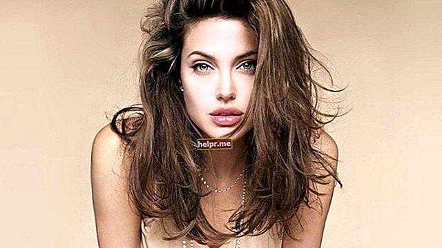 Angelina Jolie Altura, peso, edad, estadísticas corporales