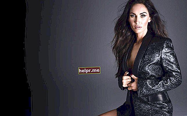 Megan Fox Altura, peso, edad, estadísticas corporales