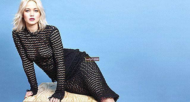 Jennifer Lawrence Altura, peso, edad, estadísticas corporales