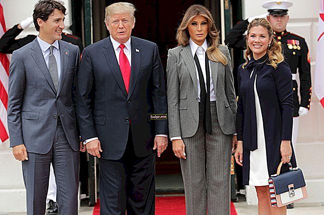 Melania Trump Visina, težina, dob, statistika tijela