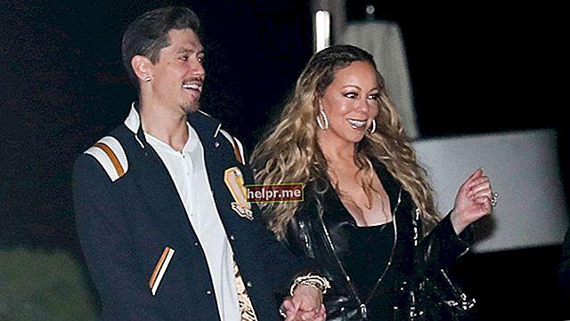 Mariah Carey Magasság, súly, életkor, teststatisztika