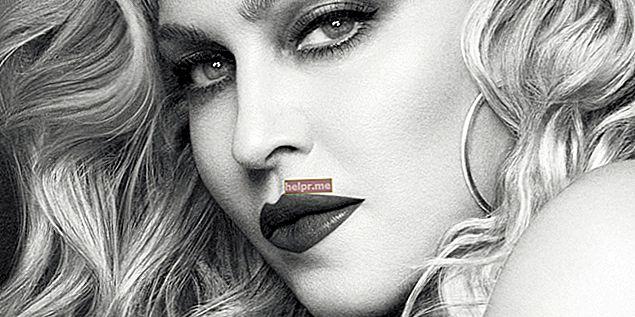 Madonna Înălțimea, greutatea, vârsta, statisticile corpului