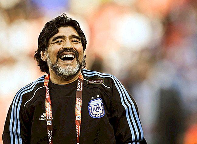 Diego Maradona Înălțime, greutate, vârstă, statistici corporale