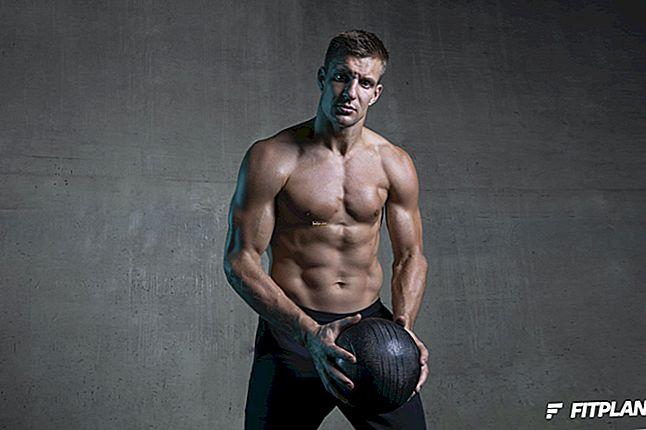 Rob Gronkowski Altura, peso, edad, estadísticas corporales