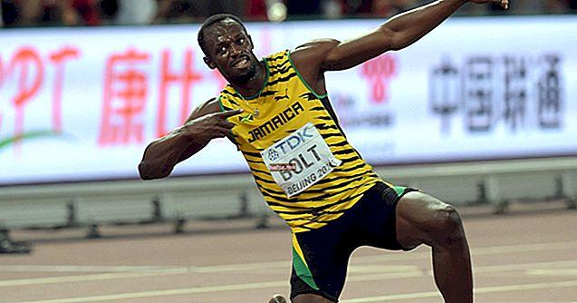 Usain Bolt Înălțimea, greutatea, vârsta, statisticile corpului