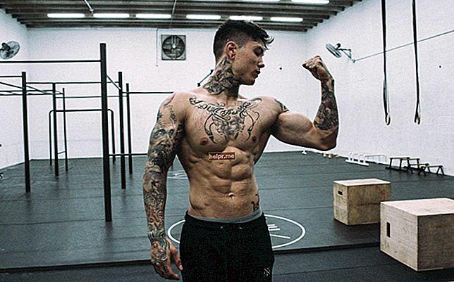 Chris Heria Înălțime, greutate, vârstă, statistici corporale