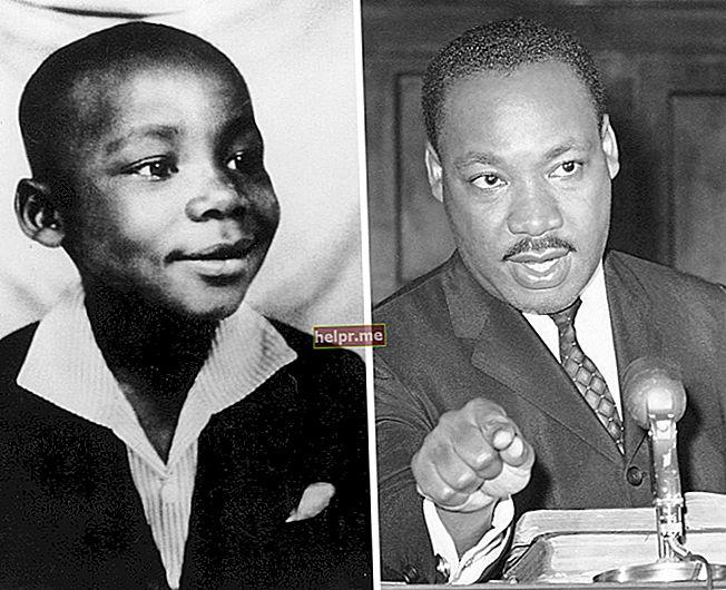 Martin Luther King Jr. Altura, peso, edad, hechos, biografía