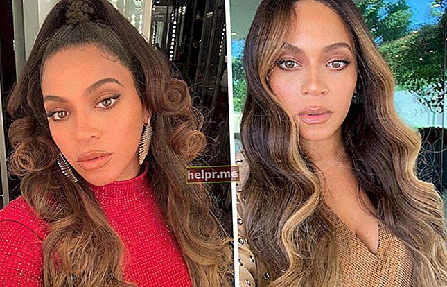Beyonce Knowles Altura, peso, edad, estadísticas corporales