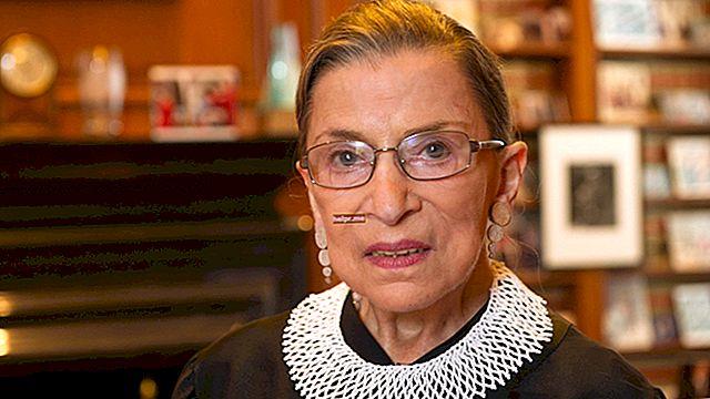 Ruth Bader Ginsburg Altura, peso, edad, hechos, biografía