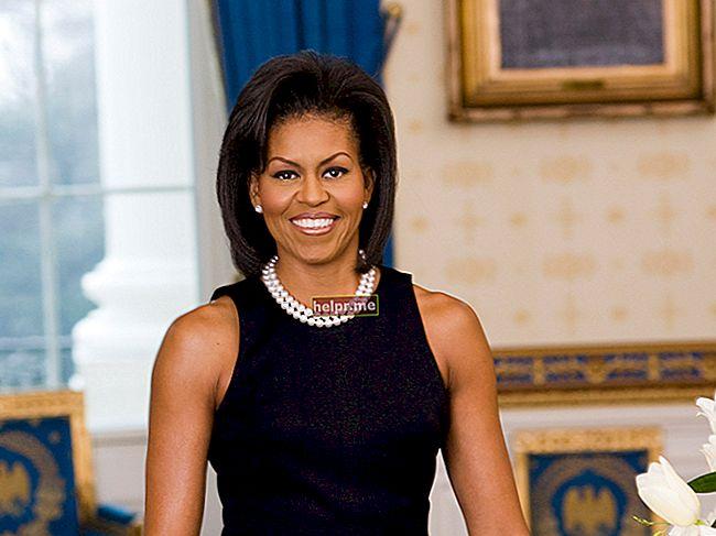 Michelle Obama Înălțime, greutate, vârstă, statistici corporale