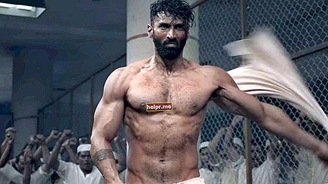 Akshay Kumar Înălțime, greutate, vârstă, statistici corporale