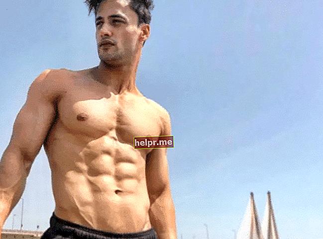 Varun Dhawan Înălțime, greutate, vârstă, statistici corporale