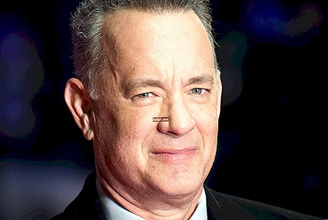 Tom Hanks Înălțime, greutate, vârstă, statistici corporale