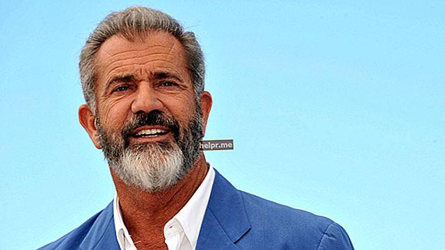 Mel Gibson Înălțime, greutate, vârstă, statistici corporale