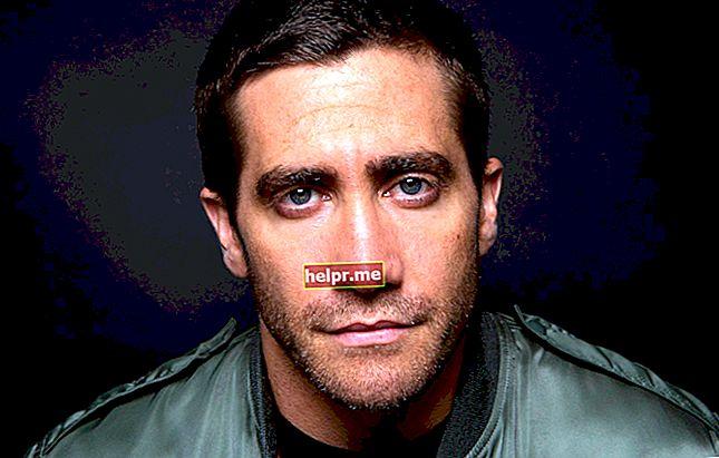 Jake Gyllenhaal Înălțime, greutate, vârstă, statistici corporale