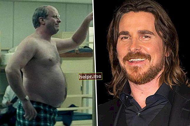 Christian Bale Înălțime, greutate, vârstă, statistici corporale