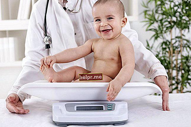 Baby Ariel Înălțime, greutate, vârstă, statistici corporale