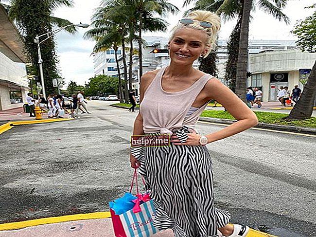 Supercar Blondie (Alexandra Mary Hirschi) Înălțime, greutate, vârstă, statistici corporale