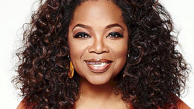 Oprah Winfrey Înălțime, greutate, vârstă, statistici corporale