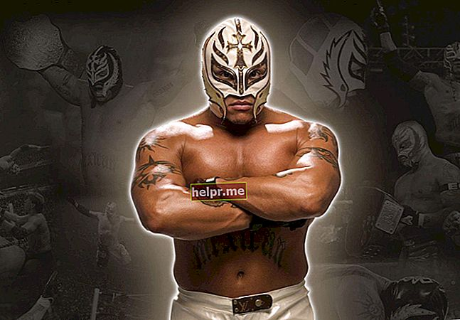 Rey Mysterio Längd, vikt, ålder, kroppsstatistik