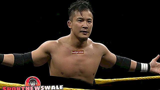 Sting (Wrestler) Înălțime, greutate, vârstă, statistici corporale