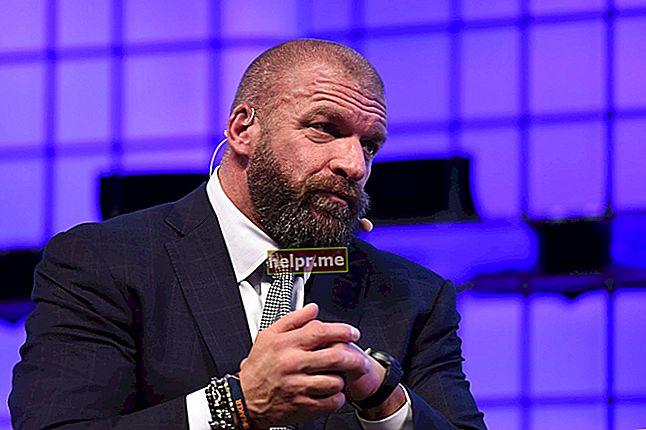 Triple H Înălțime, greutate, vârstă, statistici corporale