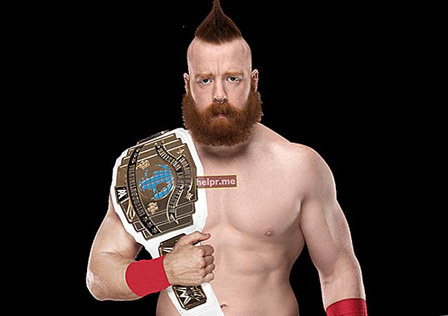 WWE Wrestler Sheamus Înălțime Greutate Statistici corporale