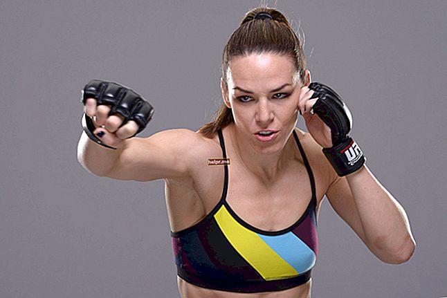 Paige VanZant Înălțime, greutate, vârstă, statistici corporale