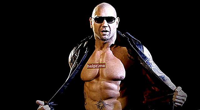 Edge (Wrestler) Înălțime, greutate, vârstă, statistici corporale